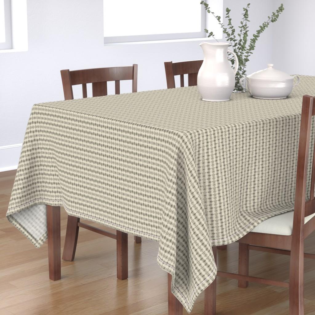 Bantam Rectangular Tablecloth featuring Dream catch very far by ejmart