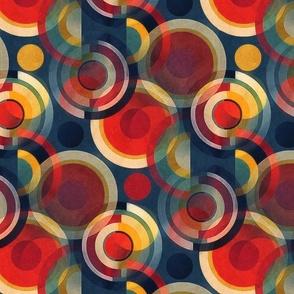 bauhaus circles