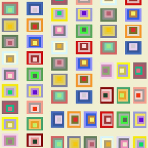 Homage to a square