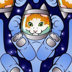 Astronaut Kitten