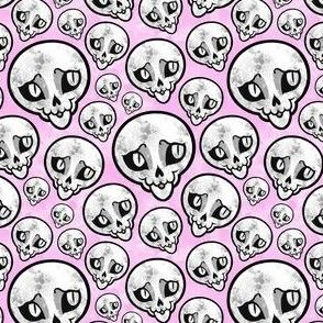 Sweet Skulls - Grey