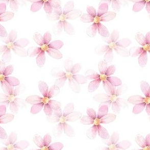 Delicate floral pattern 2
