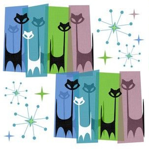 Pack Of Atomic Cats