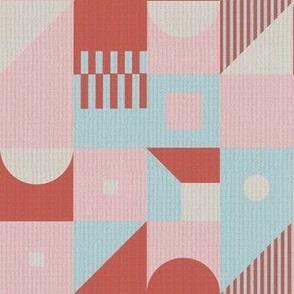 Bauhaus Teppich