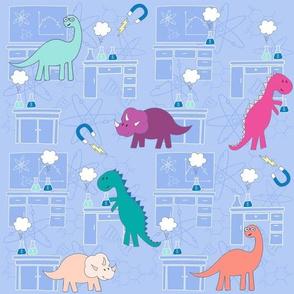 Science Rules Dinosaur STEM Style