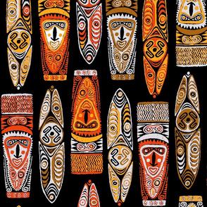 New Guinea Masks 2e