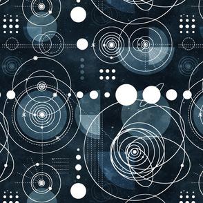 Bauhaus galaxy