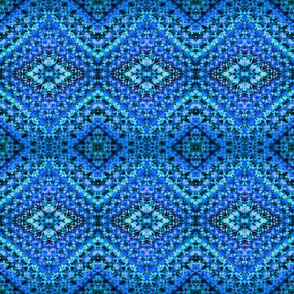 Blue Pineapple Diamonds