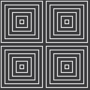 Squared Modern // B&W