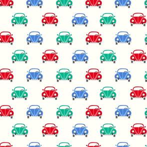 VW beetle cars