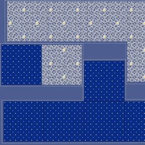 Giftbox - Blue Daisy