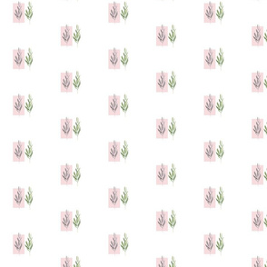 Leaflove white