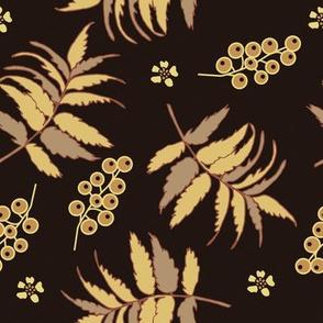 Art nouveau florals coordinate | 4