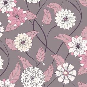 Twisting Floral
