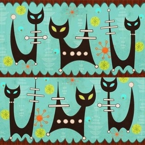 Space Age Atomic Cats
