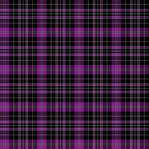 "Priest/Clergy tartan, 2"" purple"