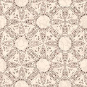 ethnic vintage pattern