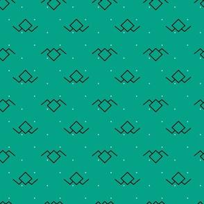 Twin Peaks Owl__Ring_fabric