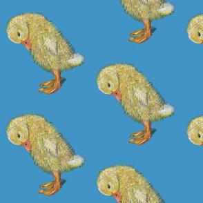 Little Duckling Half-Drop Repeat