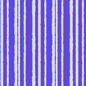 strepen blauw en grijs distorted