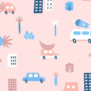Fruits cars