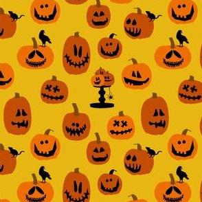 Pumpkins Gold