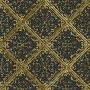 Luxury Arabic Vintage Pattern
