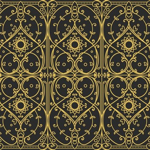 Luxury Royal Arabic Pattern