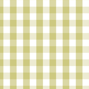 Fern Green Mini Gingham Check Plaid
