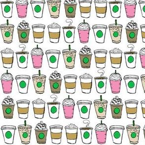Coffee To-Go, Mini Print