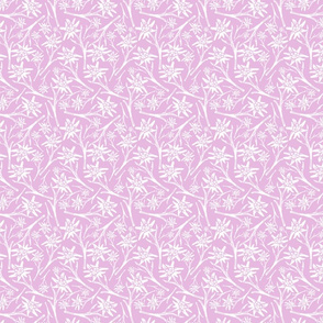 Edelweiss Lace Nr. 2 Cool Pink Small