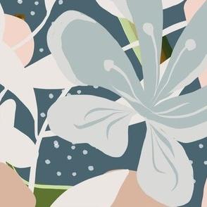 Peach Roses  watercolor(300)