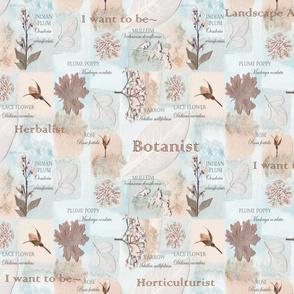 Botanical Princess