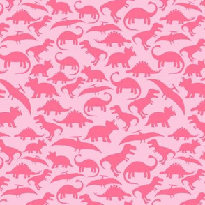 Dinos Pink Mono