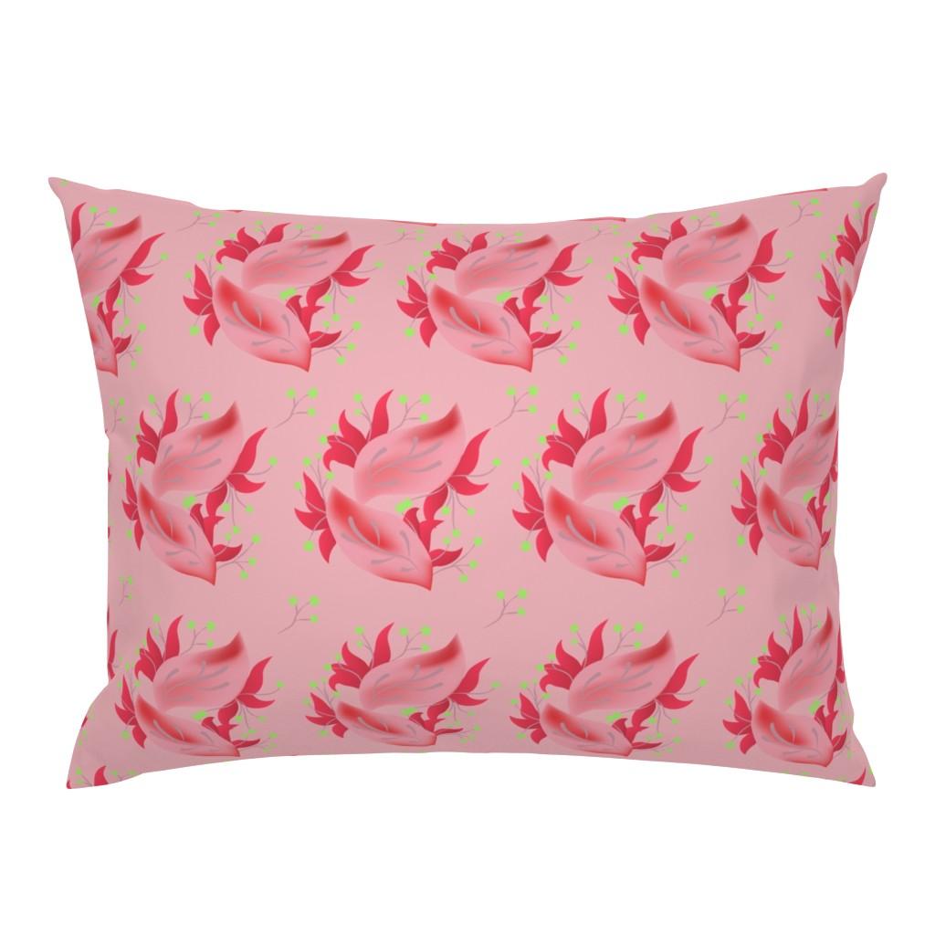 Campine Pillow Sham featuring list by katrinkastem