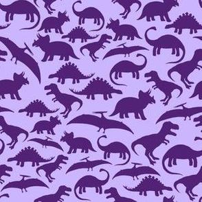 Dinos Purple Mono
