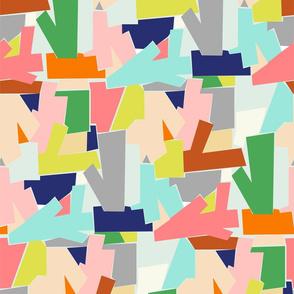 coralcactusgeometric pattern-02