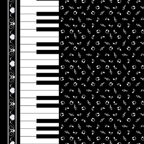 Music Time Black