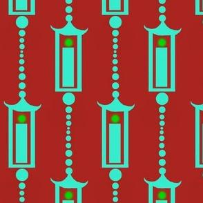 Tivoli Christmas Stripes