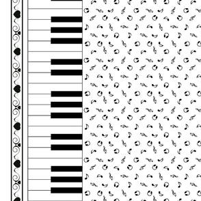 Music Time White