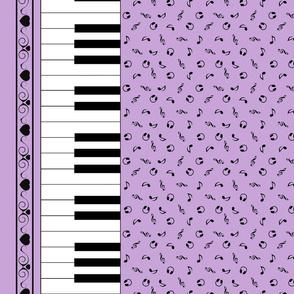 Music Time Lavender