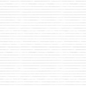 Subtle Narrow Light Gray Watercolor Stripes