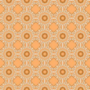 vintage geometry ethnic ornament