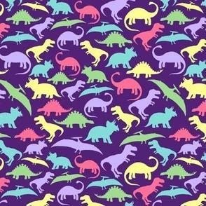 Dinos Purple Multi