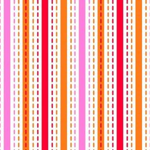 Tilkkutakki (Warm Colours) C