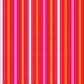 Tilkkutakki (Warm Colours) D