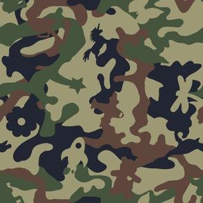 Awesome Camouflage Woodland