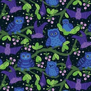 Bats-and-Owls