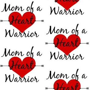 Mom Of A Heart Warrior