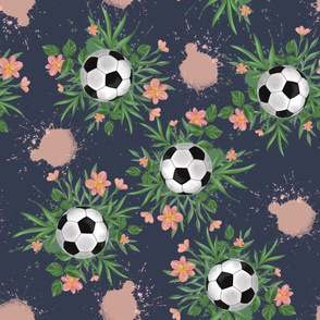 Tropical football